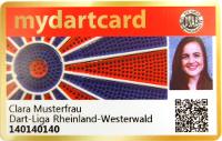Löwen Dartliga Düsseldorf Twl Dart